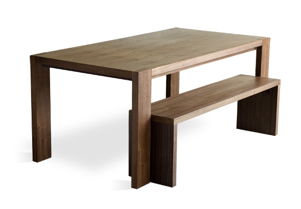 Peachy Plank Dining Table Creativecarmelina Interior Chair Design Creativecarmelinacom